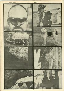 70年代雙週刊 24 德國畫家H.R Giger 作品簡介(一) 小克