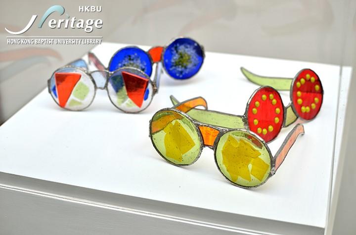 HKBU Heritage : 樂天眼鏡