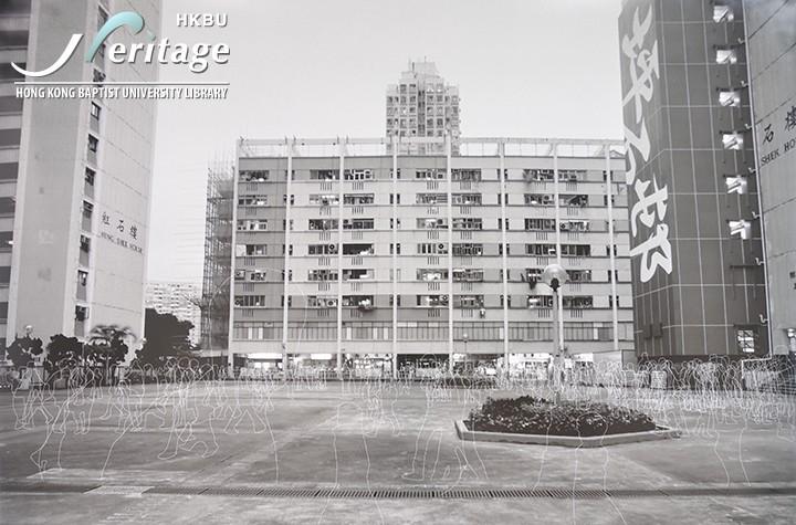 HKBU Heritage : 不同步