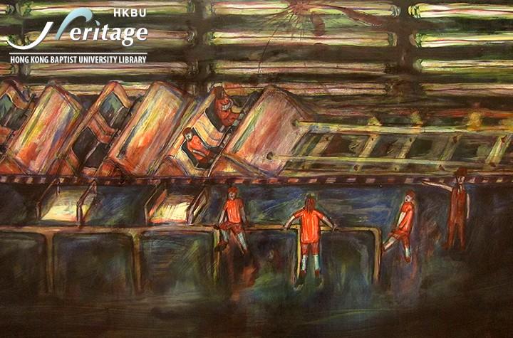 HKBU Heritage : 星期三車站