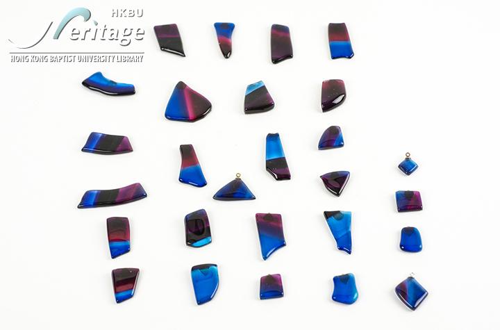 HKBU Heritage : Jelleries (pendants)