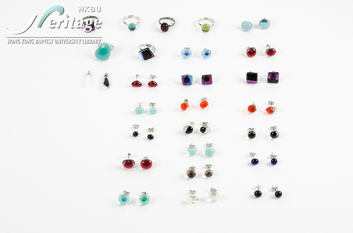 HKBU Heritage : Jelleries (earrings)